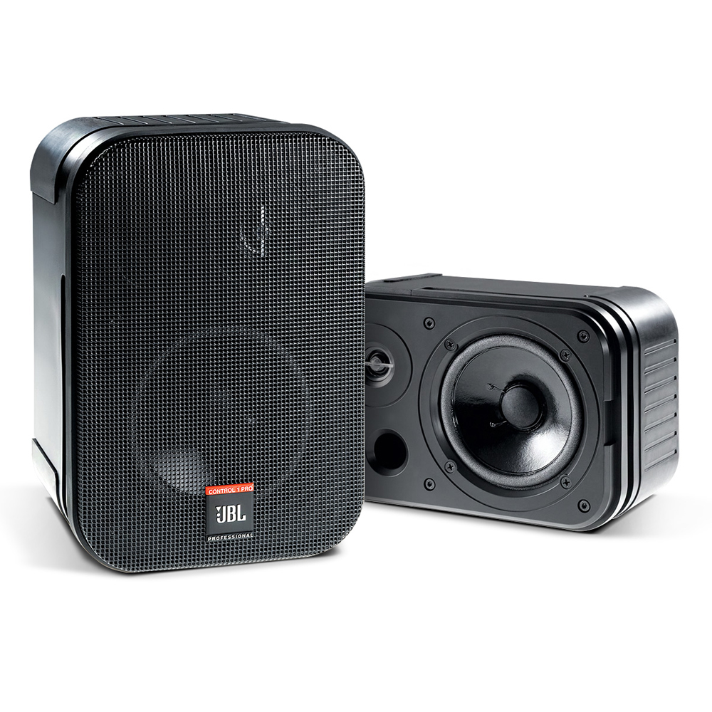 Two-Way Professional Compact Loudspeaker System